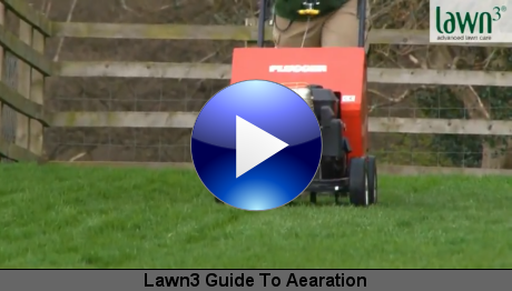 Lawn3 Guide To Aeration