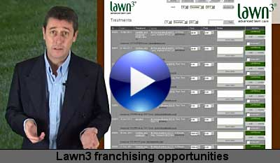 Click here for an introduction to franchising with Lawn3